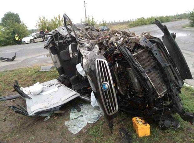 Аварія під Полтавою