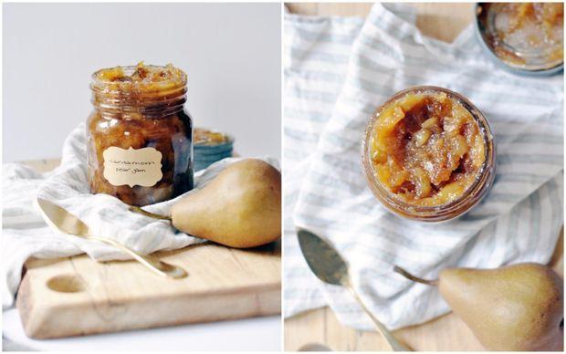 Рецепт приготування ароматного варення з груші