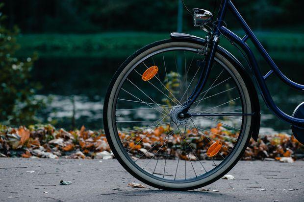 Осінь – чудова пора, щоб почати кататись на велосипеді