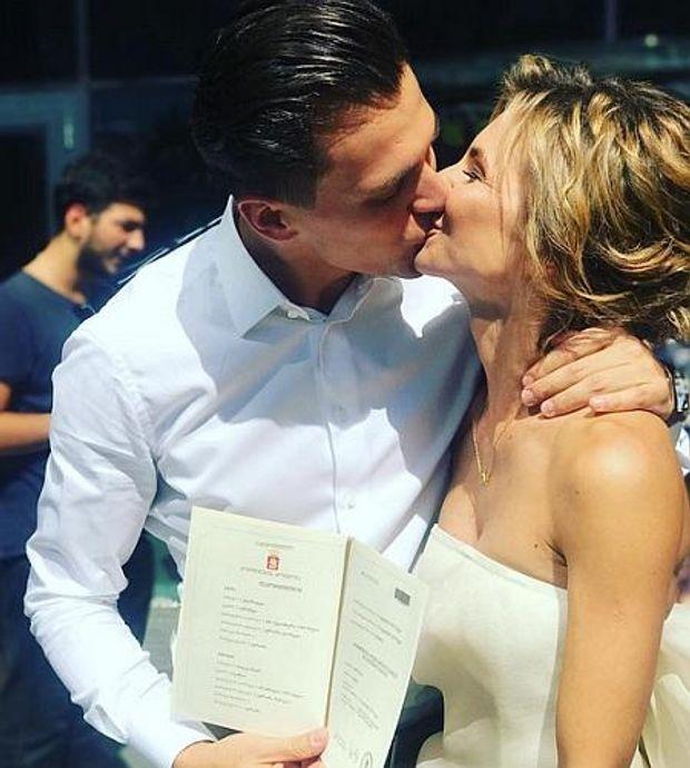Мистер иМиссис Скичко: Ведущий «Евровидения-2017» женился надочери миллиардера