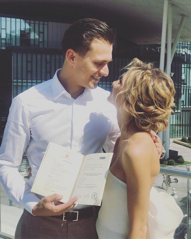 Елизавета Юрушева вышла замуж в одеяние за USD 3 тысячи