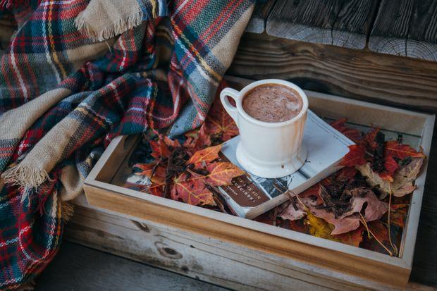 Перед гарячим какао не встоїть ніяка хандра