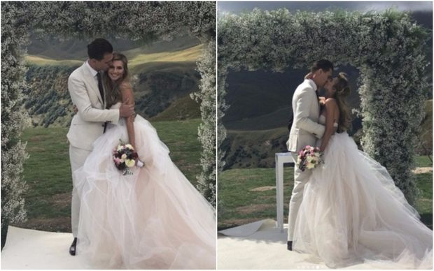 Весілля  Олександра Скічко та Єлизавети Юрушевою в Грузії