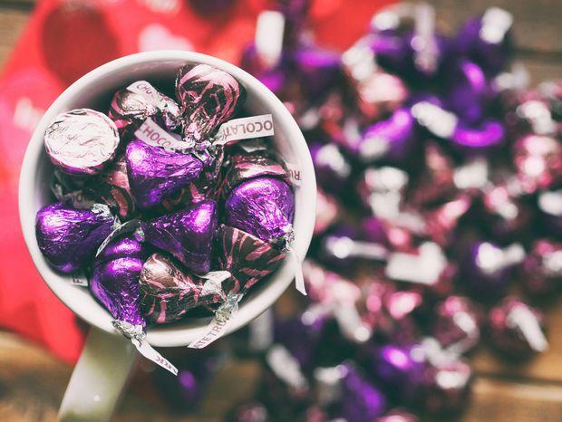 Шоколад допоможе швидко заспокоїтись