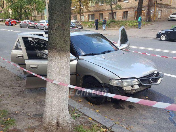 Київ, обстріл, кримінал