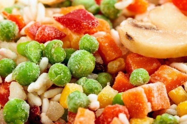 Заморожуйте на зиму овочі та фрукти самостійно