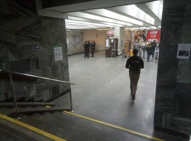 Поліція, Київ, надзвичайні ситуації