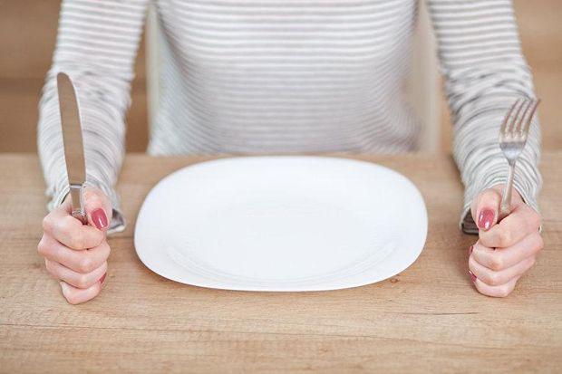 не голодуйте після переїдання