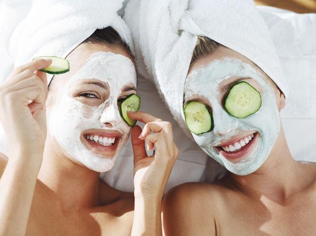 На вихідних зробіть серію масок для обличчя