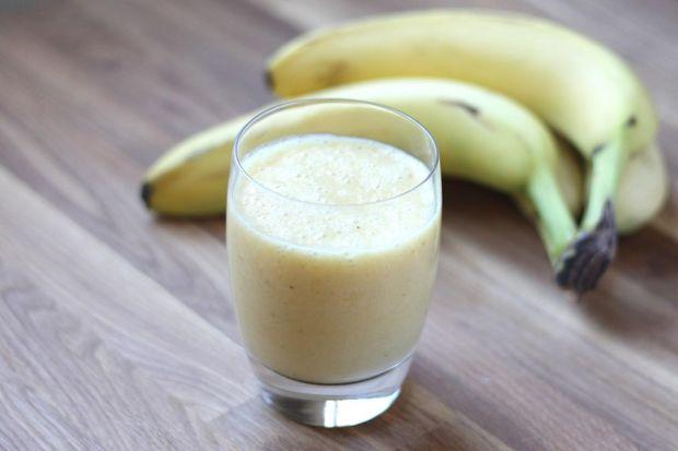 Рецепт приготування смузі з вівсянкою та бананом
