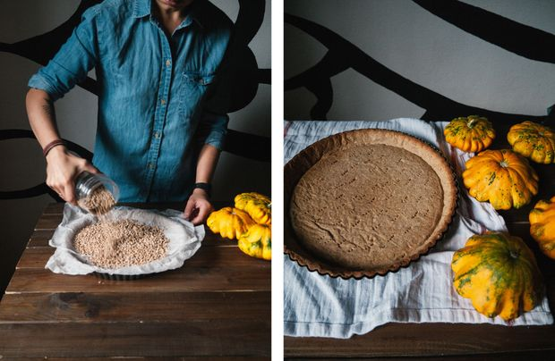 Основа тарту – пісочне тісто