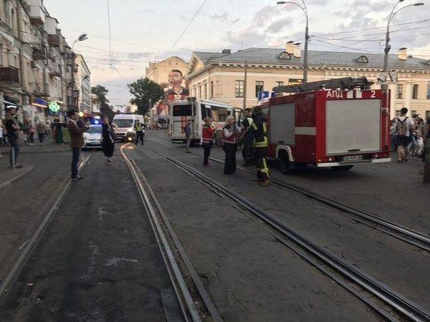 Метро, Київ, НС, швидкі, пожежні