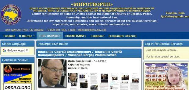 Сергій Власенко потрапив до бази
