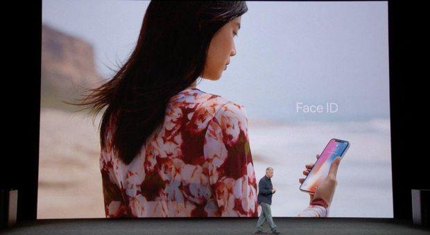 Фунція Face ID в iPhone X