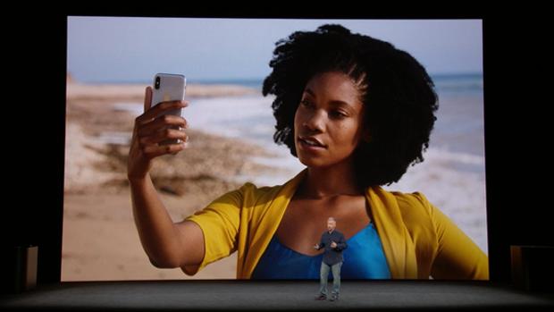 Камери iPhone X