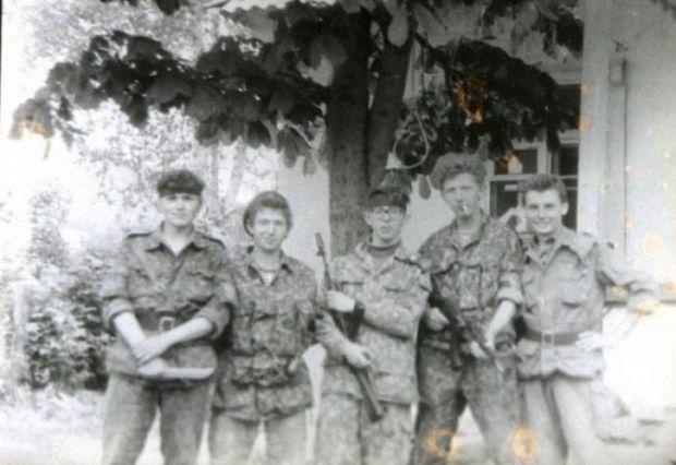 Яценюк, Придністров'я, війна