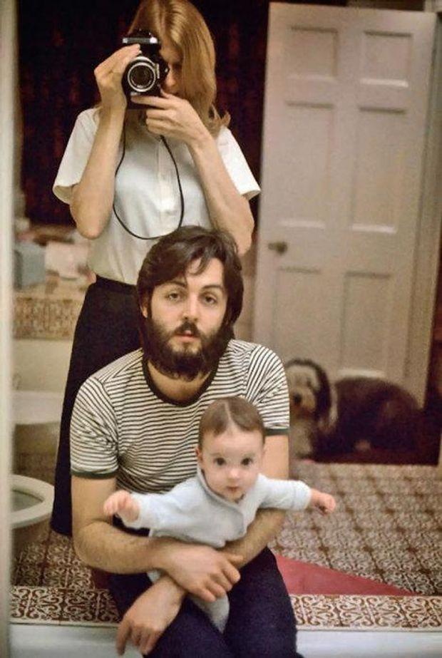 Сім'я МакКартні, 1969 рік