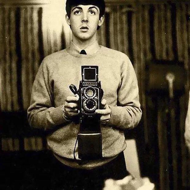 Пол МакКартні, 1959 рік