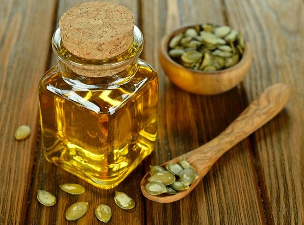 Курс прийому гарбузової олії для схуднення