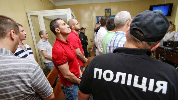 Суд у справі 2 травня у Чорноморську