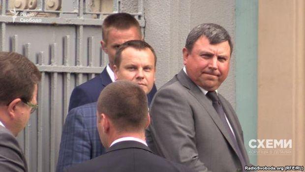 Борис Гулько перед святкуванням