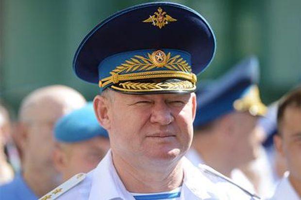 Командувач російськими ПДВ потрапив ваварію: усоцмережах іронізують (відео)