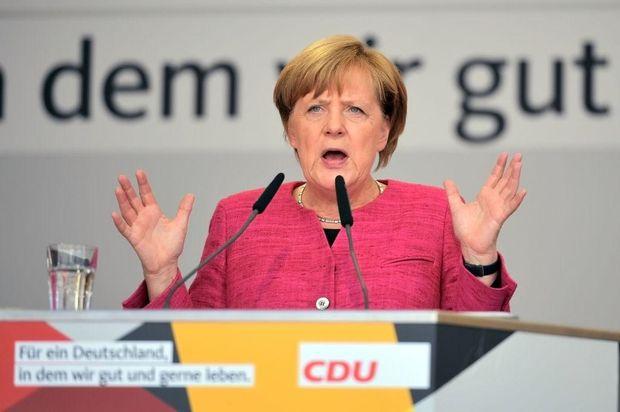 Ангела Меркель, ХДС/ХСС