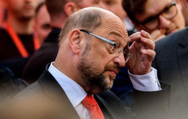 Мартін Шульц, Соціал-демократична партія Німеччини