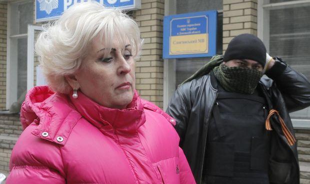 Штепа стала впізнаваною завдяки своїй рожевій куртці