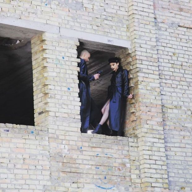 Топ-модель по-українськи: перший поцілунок на проекті