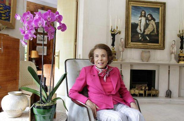 Померла найбагатша жінка світу Ліліан Бетанкур