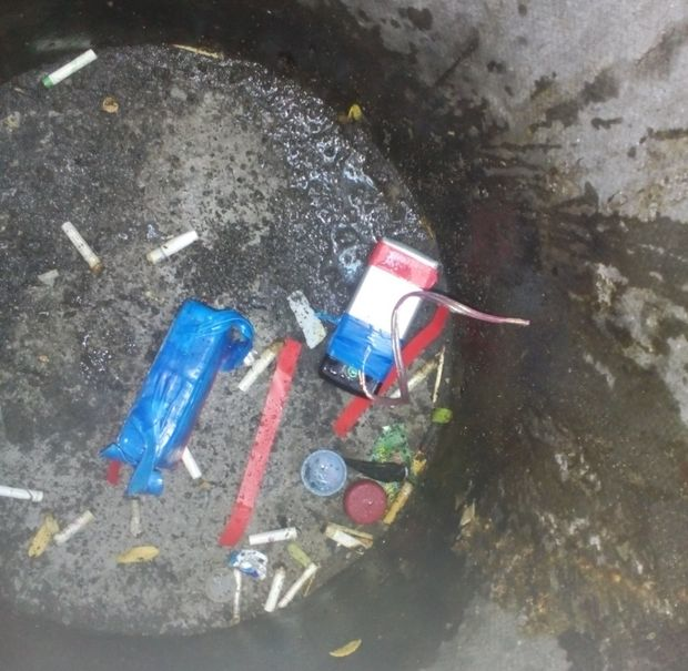 В Маріуполі знешкодили вибухівку