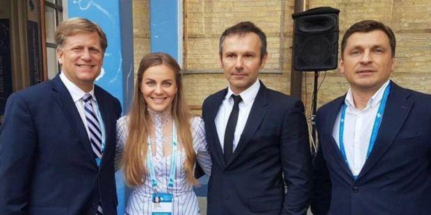 Святослав Вакарчук викладатиме водному знайпрестижніших вишів світу