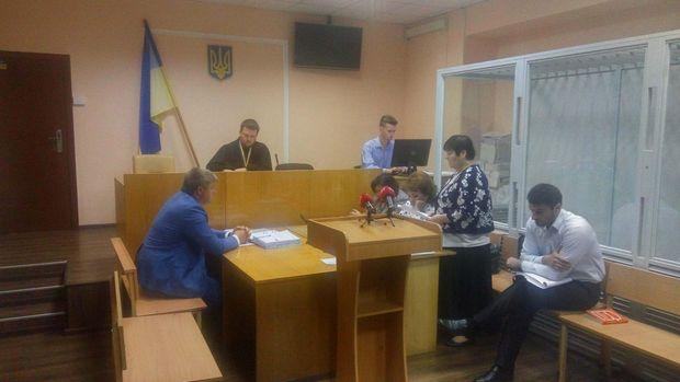 Суддя, яка пропонувала хабар Холодницькому, арештована із заставою у5 млн грн