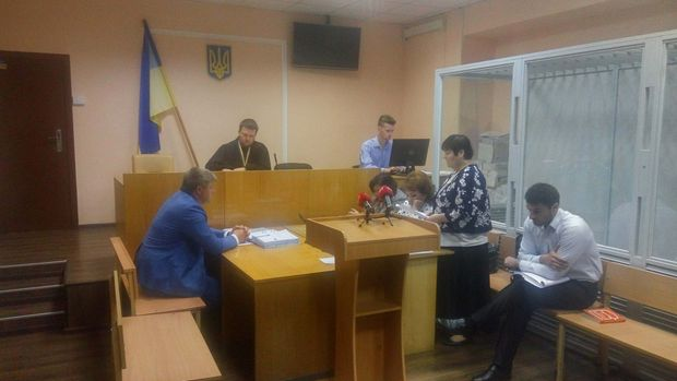 Овчаренко бідкалась, що не хоче в тюрму через стан здоров'я