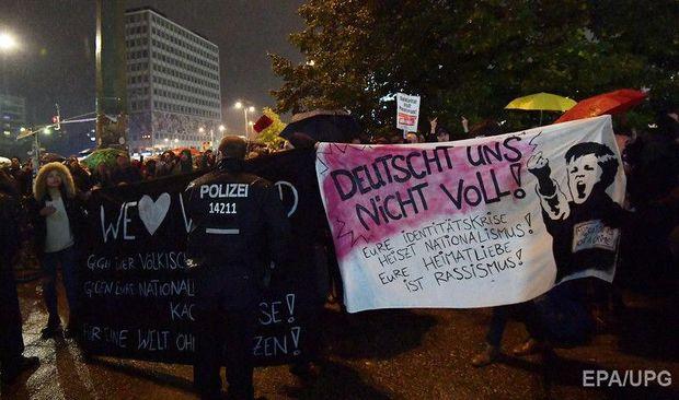 Протести в Берліні