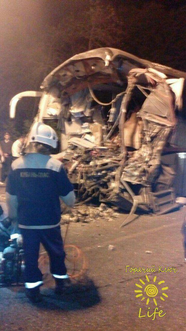 Страшна аварія в Росії