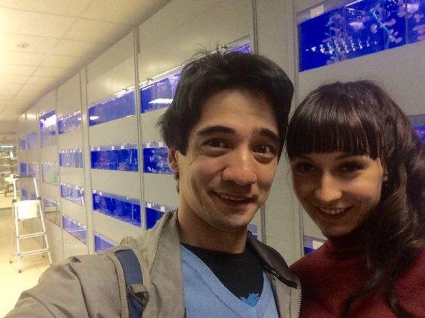 Арслан Валєєв посварився з екс-дружиною Катериною