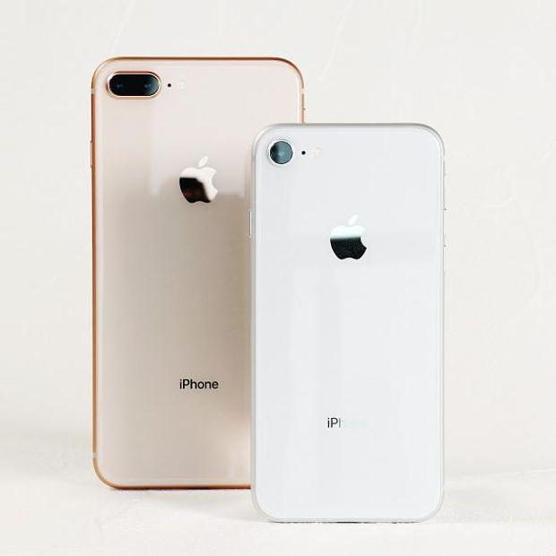 Собівартість iPhone 8 i iPhone 8 Plus