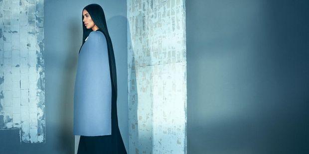 Кім Кардашьян для The New York Times Style Magazine