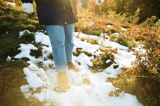 Підйом на гору Гембе, (рання осінь)