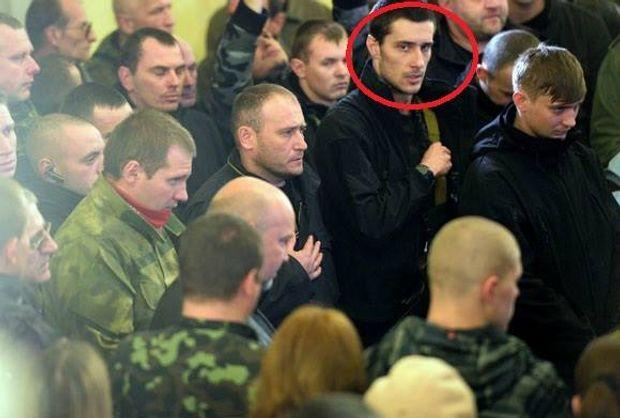 Ярош, охорона, Шумков, Росія, викрадення