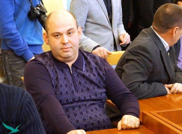 Депутат Черкаської міськради Михайло Бінусов