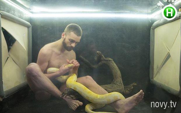 Топ-модель по-українськи 4 сезон: фотосесія з тваринами