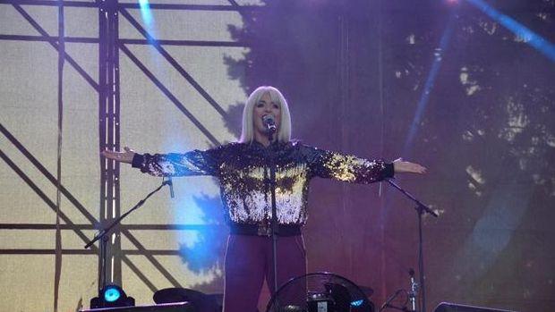 Російські співаки приїхали в окупований Луганськ