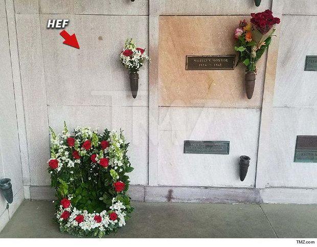 Х'ю Хефнера поховали