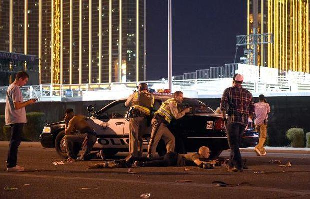 Стрілянина в Лас-Вегасі