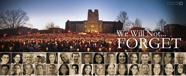 Масове вбивство в університеті Вірджинії