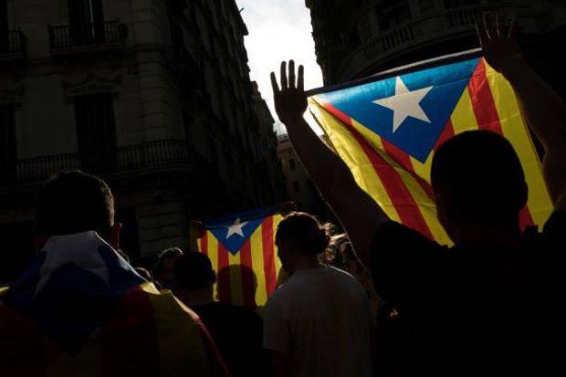 1 жовтня в Каталонії відбувся референдум про незалежність від Іспанії