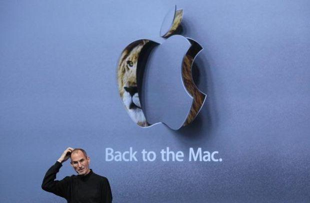 Стів Джобс повернувся в Apple у 1996